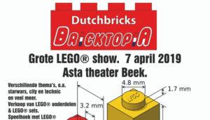 Bricktopia Beek 2019