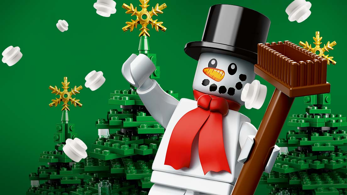 Christmas in LEGO House