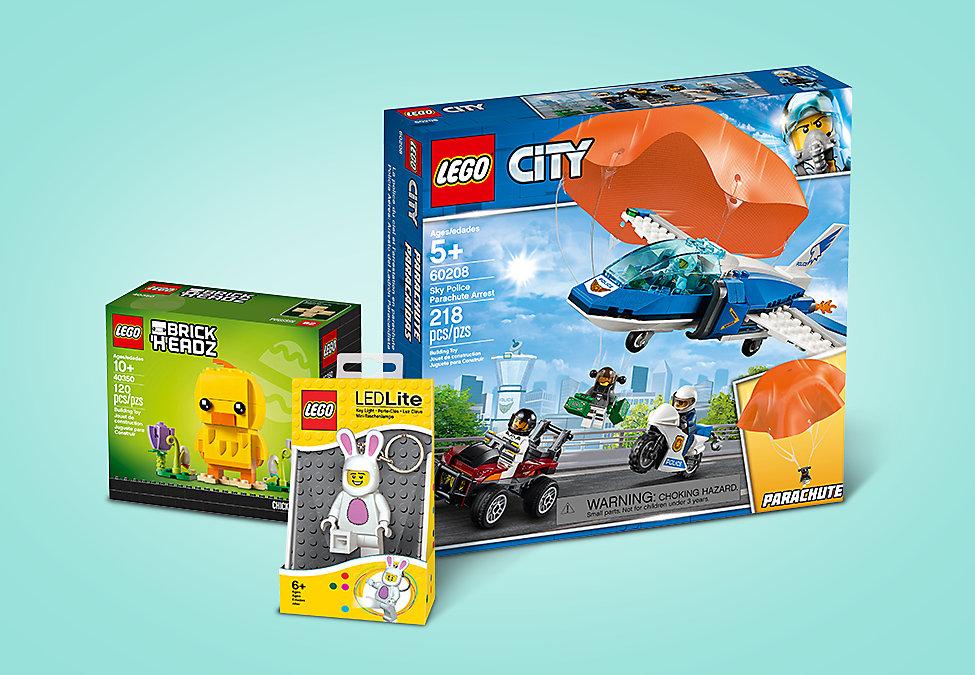 LEGO City Paasbundel