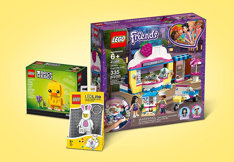 LEGO Friends Paasbundel