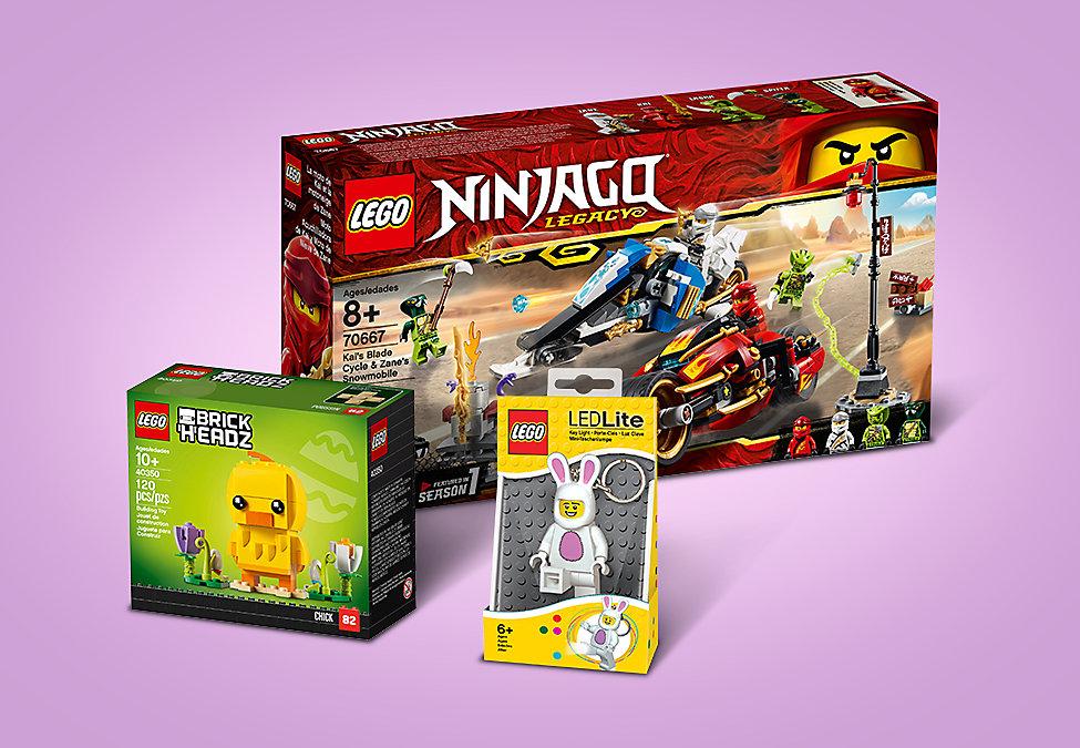 LEGO Ninjago Paasbundel