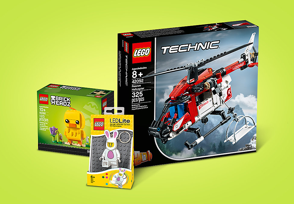 LEGO Technic Paasbundel