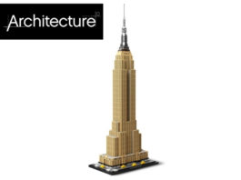 Eerste visual LEGO Architecture