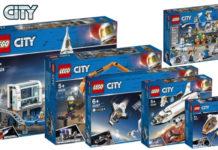 Eerste visuals LEGO City sets zomer 2019