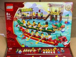 Foto LEGO 80103 Dragon Boat Race opgedoken
