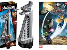 Gratis LEGO 40334 Avengers Tower (Laatste dag)