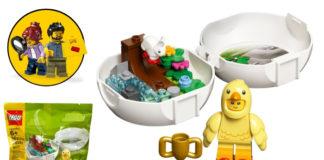 Gratis LEGO Chicken Pod