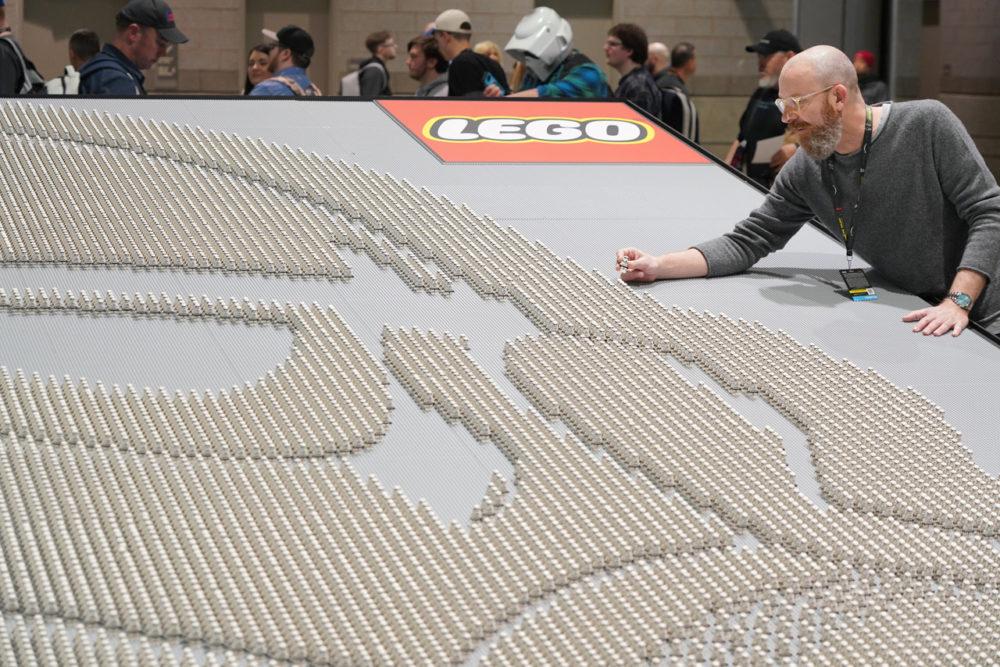 Guinness World Record Stormtrooper Minifigures
