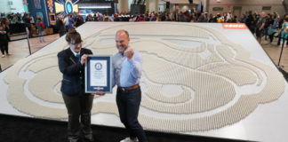 Guinness World Record Stormtrooper Minifigures