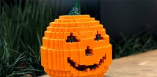 Hallo Halloween in LEGO House