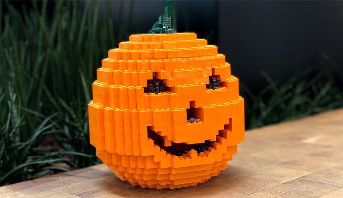 Hallo Halloween in LEGO House