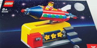 LEGO 40335 Space Rocket Ride opgedoken