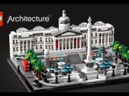 LEGO Architecture 21045 Trafalgar Square onthuld