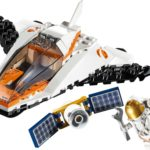 LEGO City 60224Satellite Transport
