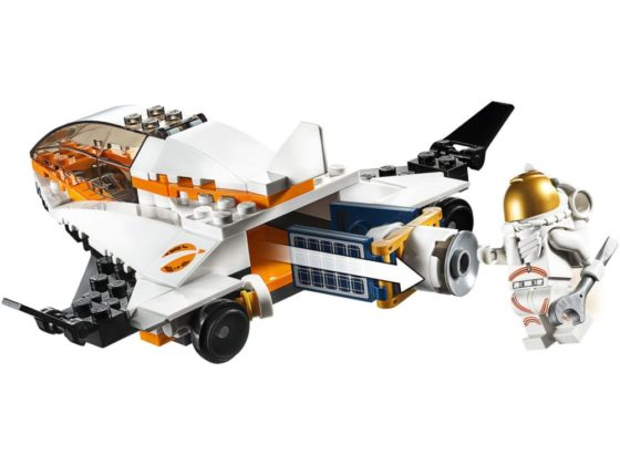 LEGO City 60224 Satellite Transport