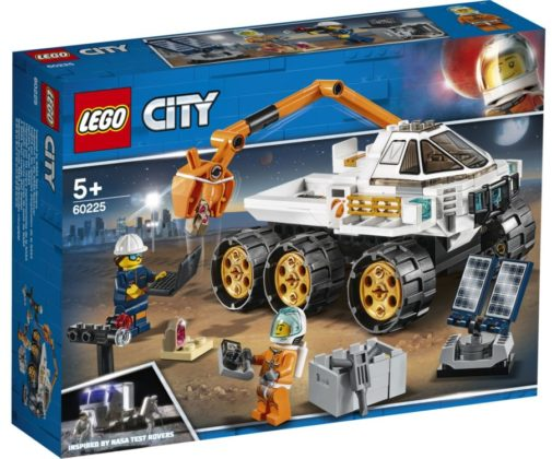 LEGO City 60225 Rover Test Ride