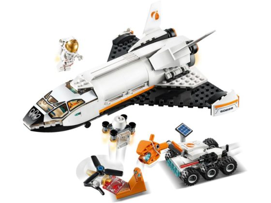 LEGO City 60226 Mars Research Shuttle