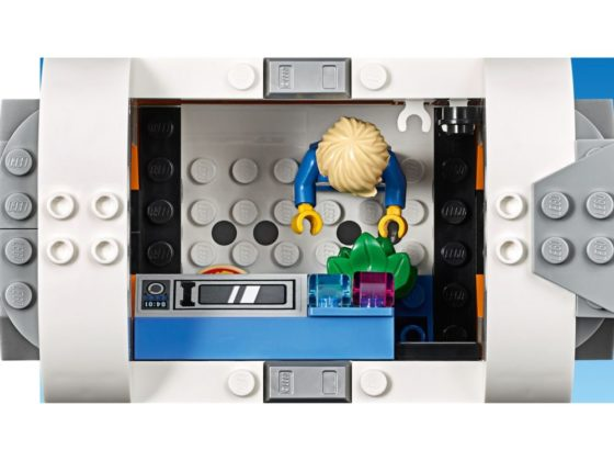 LEGO City 60227 Moon Space Station