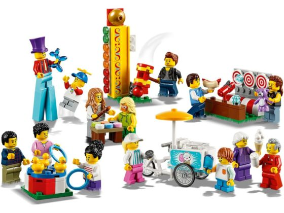 LEGO City 60234 People Pack - Fair Ground