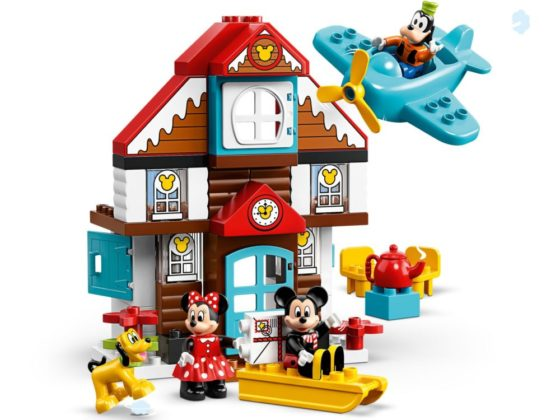 LEGO DUPLO 10889 Mickey's Vacation House