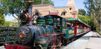 LEGO Disneyland Train op komst_