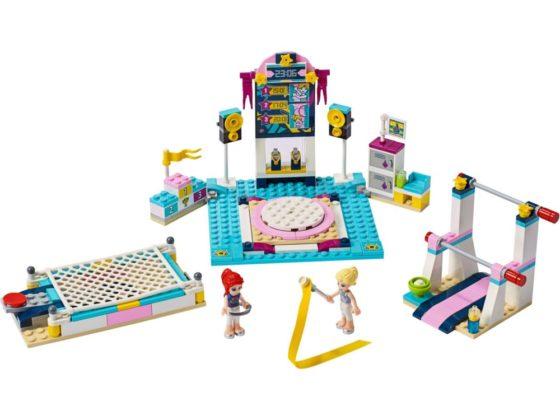 LEGO Friends 41372 Stephanie's Gymnastics Show
