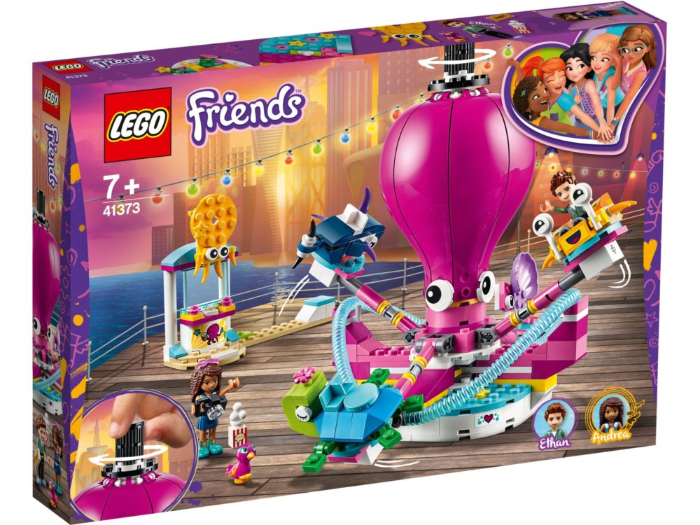 LEGO Friends 41373 Octopus Ride