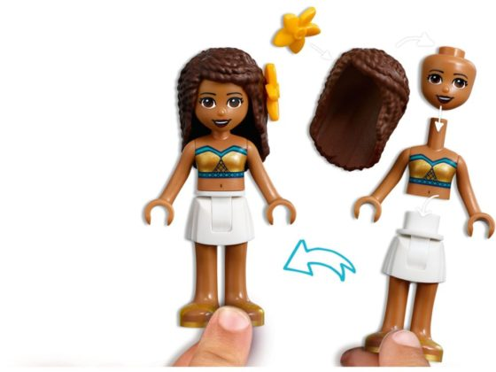 LEGO Friends 41374 Andrea's Pool Party