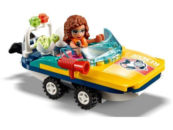 LEGO Friends 41376Turtle Rescue