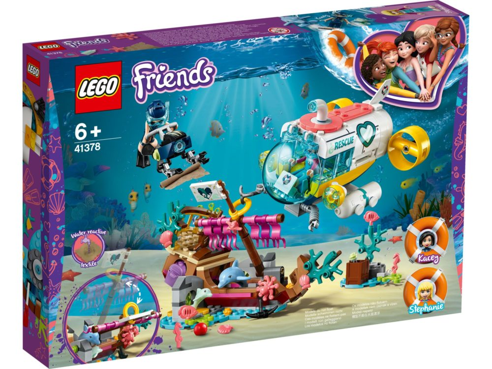 LEGO Friends 41378 Dolphin Rescue
