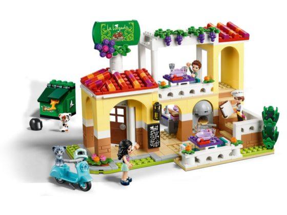 LEGO Friends 41379 Heartlake City Restaurant