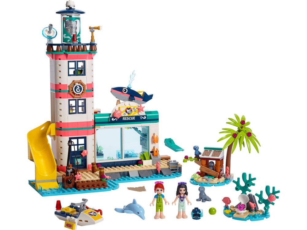 LEGO Friends 41380 Rescue Lighthouse