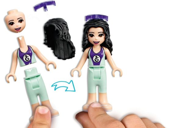 LEGO Friends 41380Rescue Lighthouse