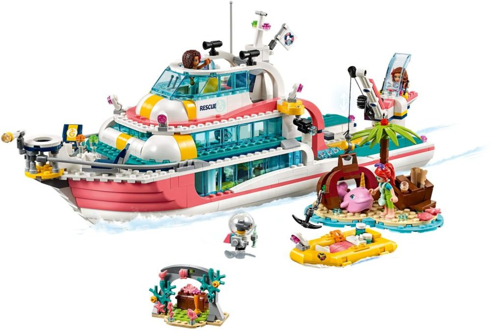 LEGO Friends 41381 Lifeboat