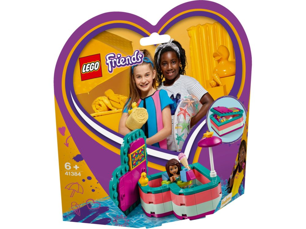 LEGO Friends 41384 Andrea's Summer Box