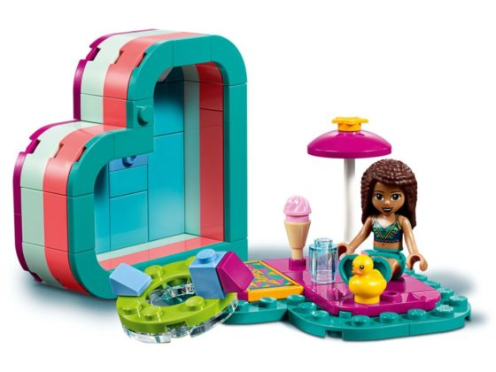 LEGO Friends 41384 Andrea's Summer Box