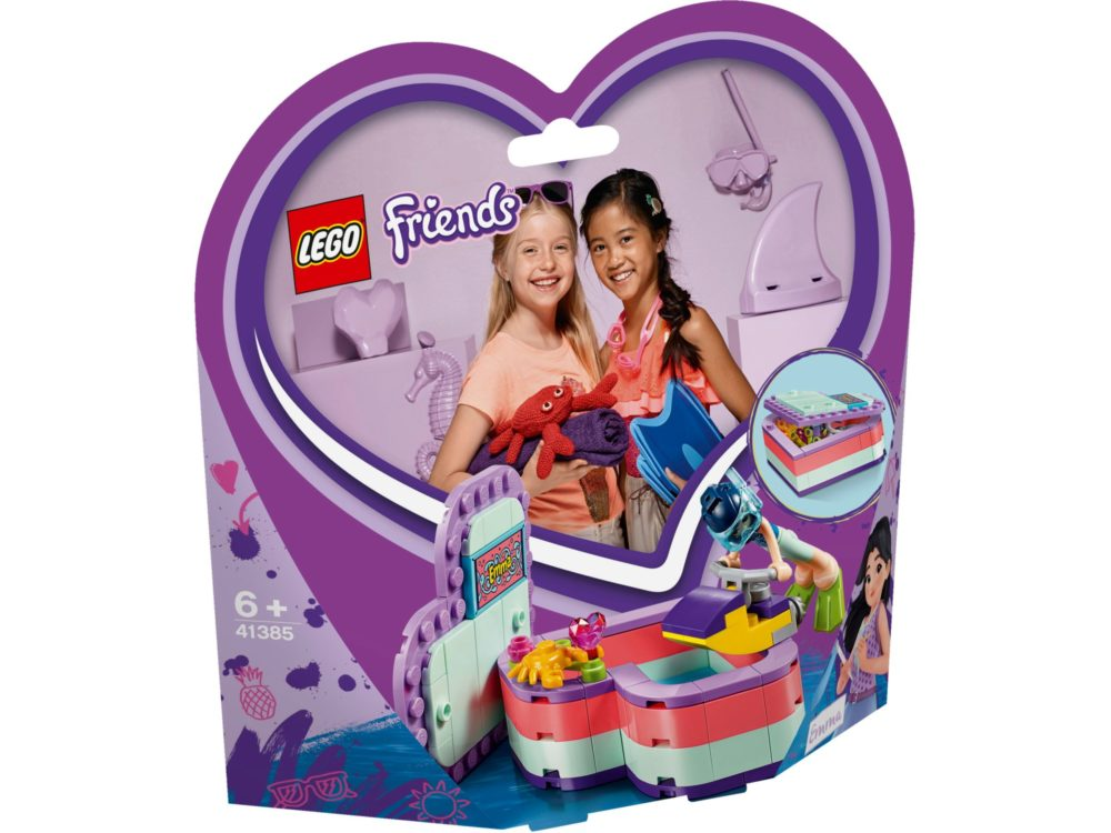 LEGO Friends 41385 Emma's Summer Box