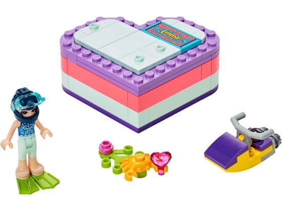 LEGO Friends 41385 Emma's Summer Box
