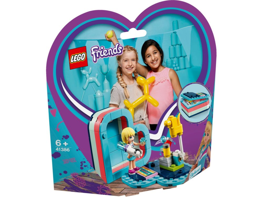 LEGO Friends 41386 Stephanie's Summer Box