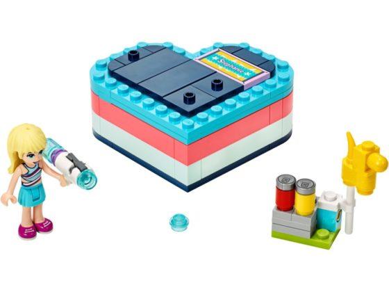 LEGO Friends 41386Stephanie's Summer Box