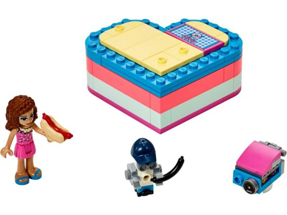 LEGO Friends 41387Olivia'sSummer Box