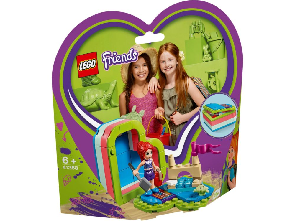 LEGO Friends 41388 Mia's Summer Box