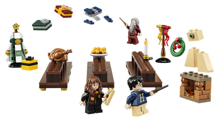 LEGO Harry Potter 75964 Advent Calender