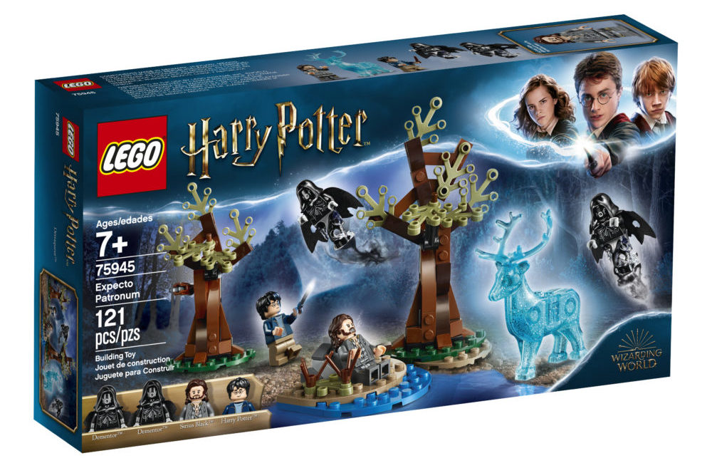 LEGO Harry Potter 75945 Expecto Patronum (1)