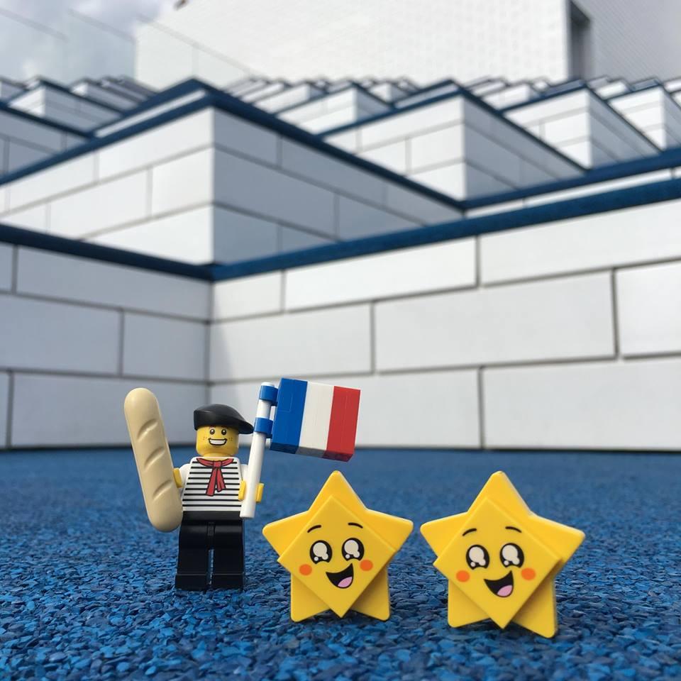 LEGO House sleept twee Michelinsterren in de wacht