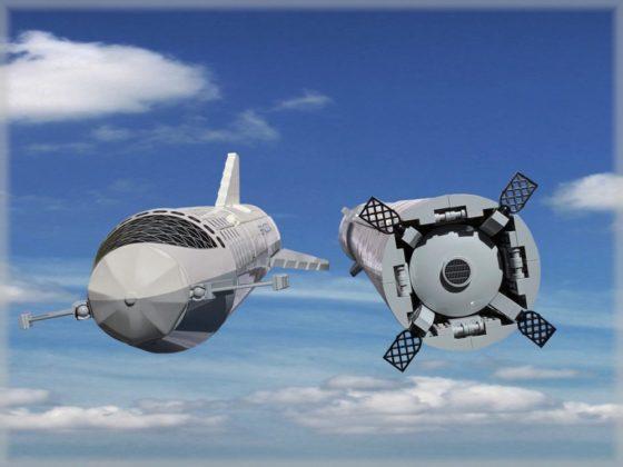 LEGO Ideas SpaceX BFR
