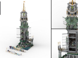 LEGO Ideas The Palace Light House