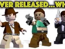 LEGO James Bond en Tomb Raider games