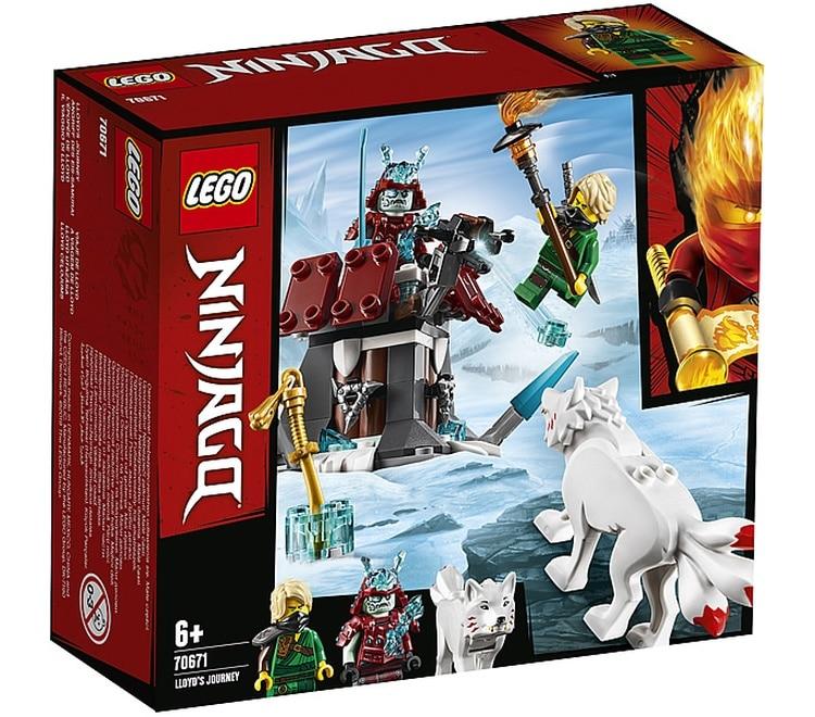 LEGO Ninjago 70671 LLoyd's Journey (1)