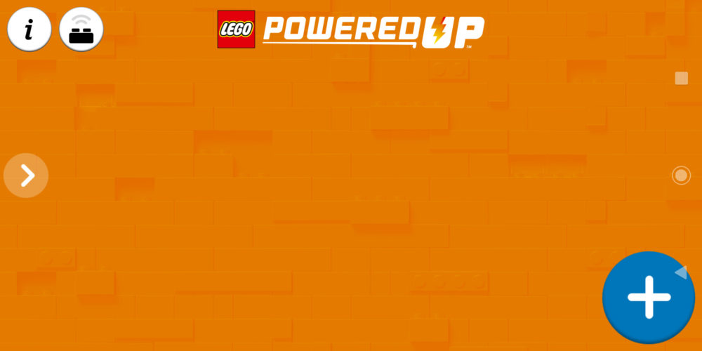 LEGO Powered Up app